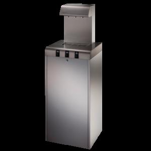 COOL1 Vandkøler Kold vand med og uden brus waterrex - vandkøler til kantinen eller frokoststuen
