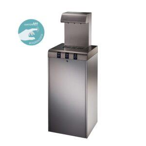 Cool1 touch free waterrex berøringsfri vandkøler gulvmodel