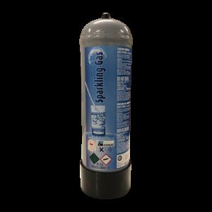 waterrex 1300 gr. Kulsyre flaske